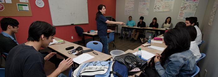 Programa capacita professores de inglês